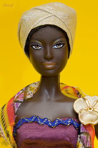 Barbie Collezione moda nel mondo - 17 - SENEGAL: Dakar Fashion Week | by EleC [mickred]