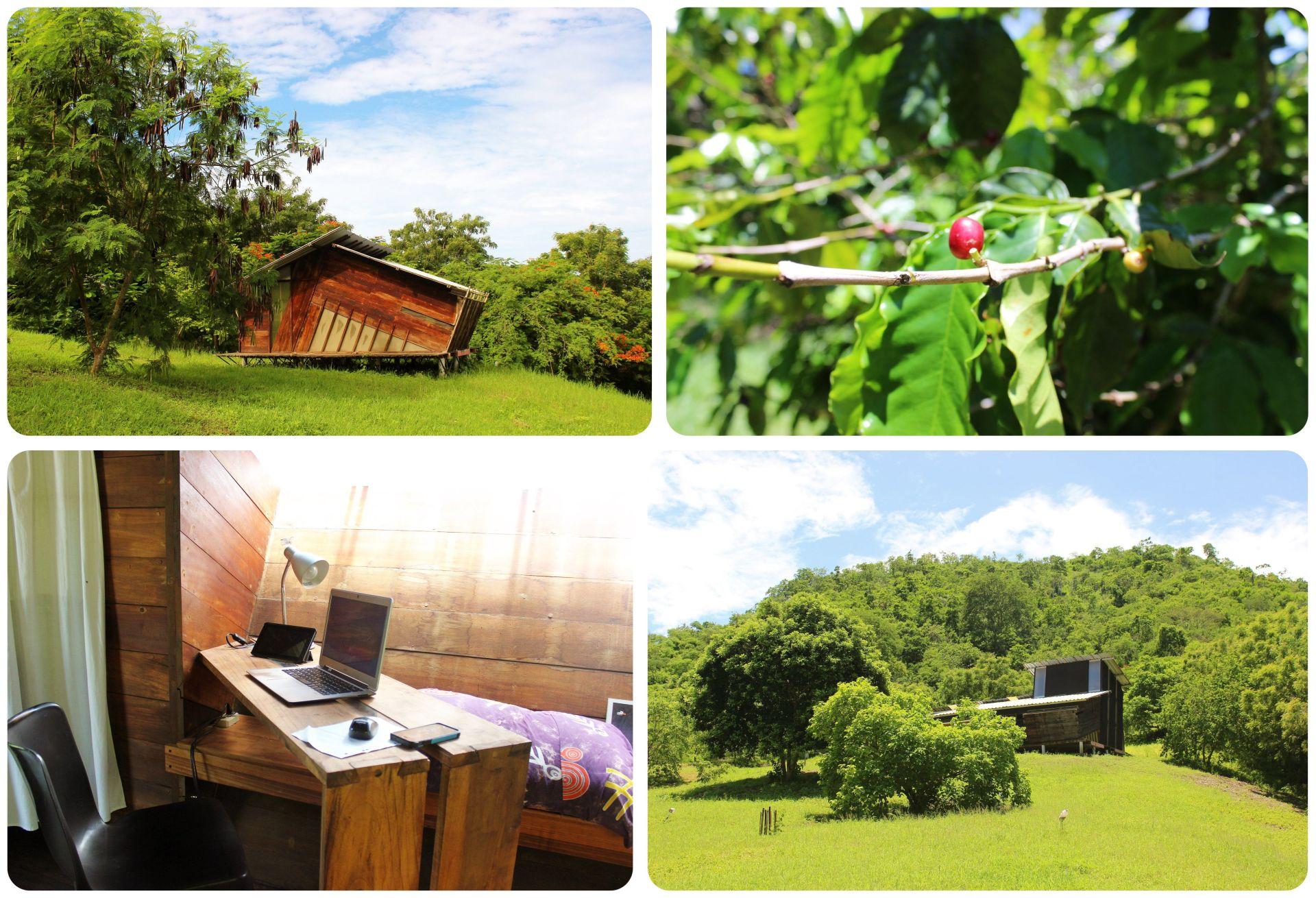 Ecuador cabin getaway