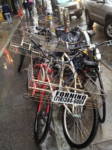 Pizza delivery bikes | Compare to Papa John's bikes in ...