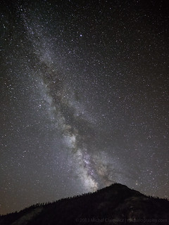 The Milky Way | by Mike Cialowicz