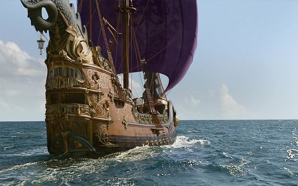 dawn treader the chronicles of narnia the voyage of the d flickr