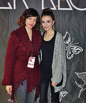 cher lloyd meet and greet california