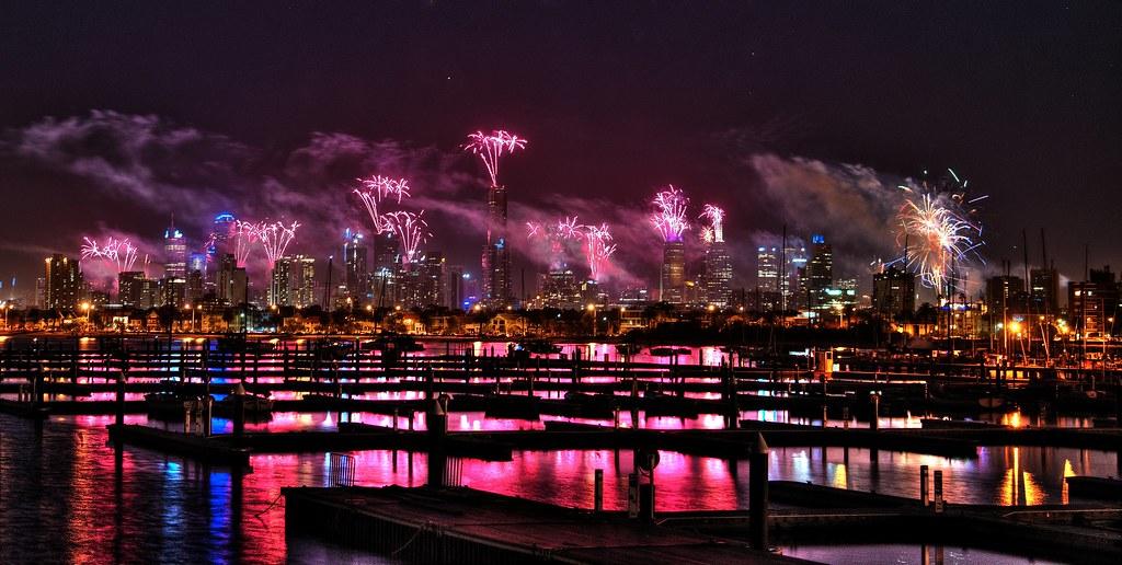 melbourne new year 2014 by preciousbytes