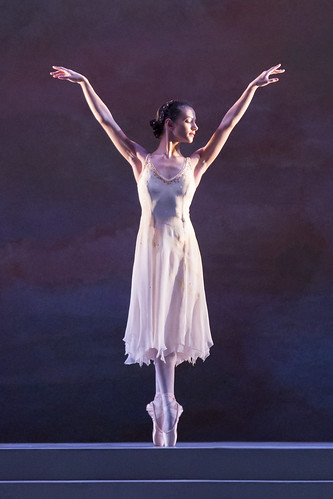 Francesca Hayward in Rhapsody, The Royal Ballet © ROH/Johan Persson, 2014 | by Royal Opera House Covent Garden