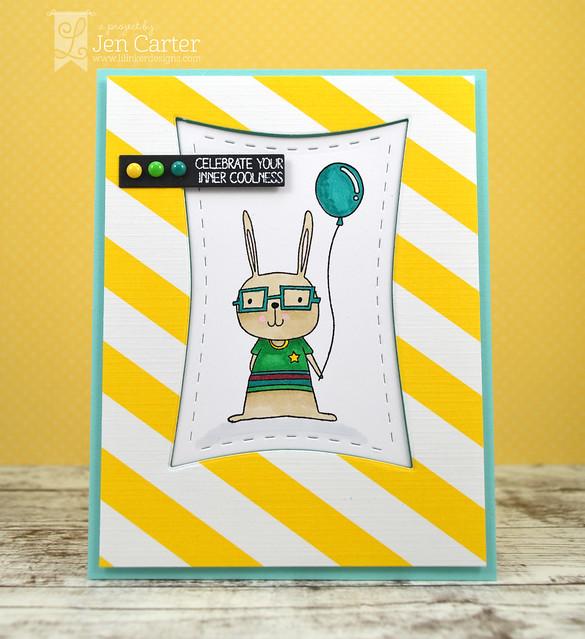 Jen Carter Bunny Buddies Coolness 5 wm