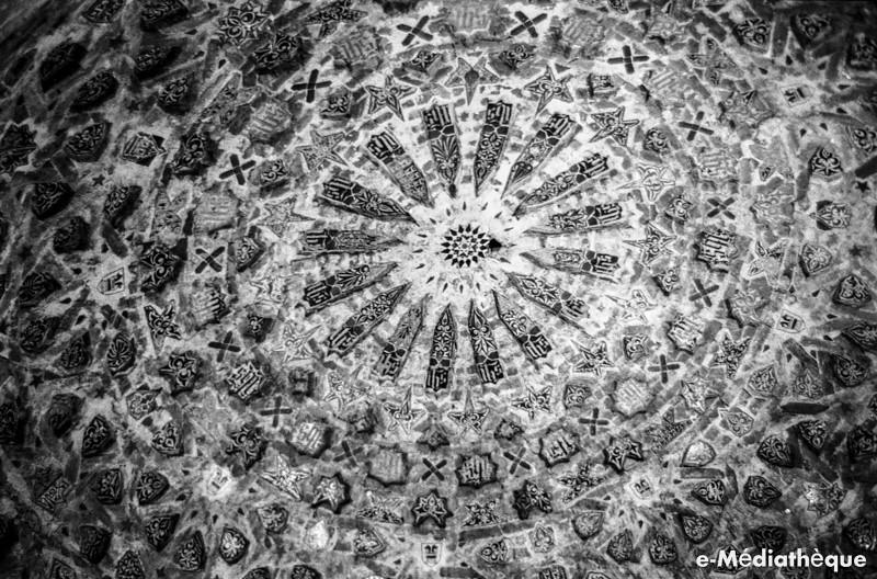 Convento de la Concepción Francisca en Toledo en agosto de 1965. Fotografía de Jacques Revault © e-Médiathèque | Médiathèque SHS de la Maison méditerranéenne des sciences de l'homme