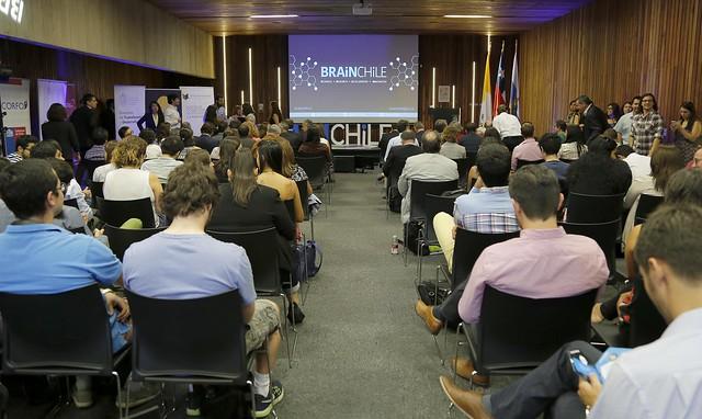 Lanzamiento Brain Chile 2017