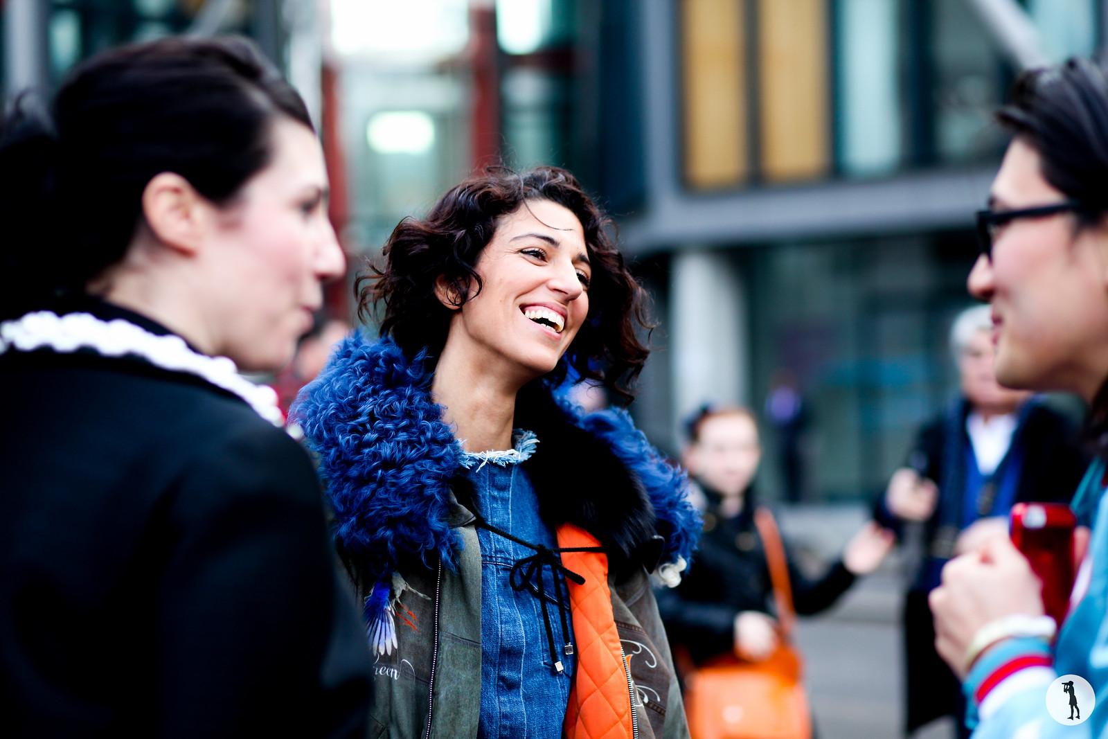 Yasmin Sewell - London Fashion Week FW14-15 (3)