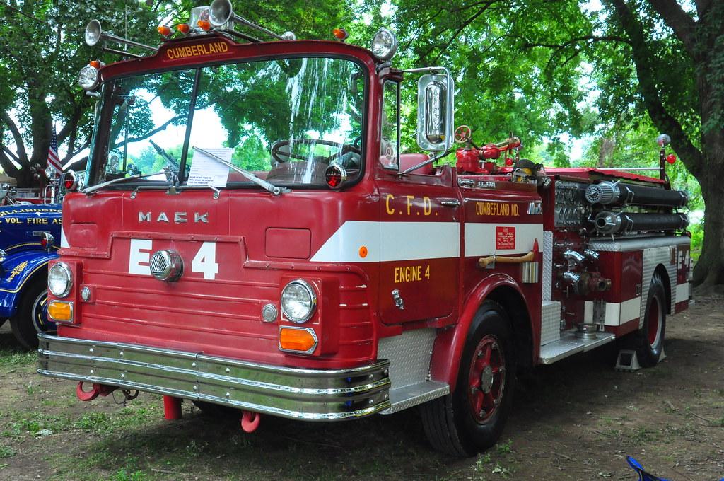 Cumberland Fire Department Engine 4 | Triborough | Flickr