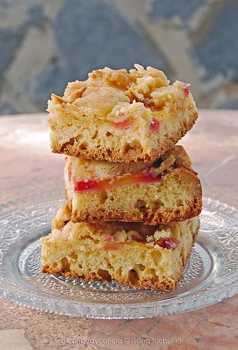 Streusel Cake With Philadelphia Cream Cheese