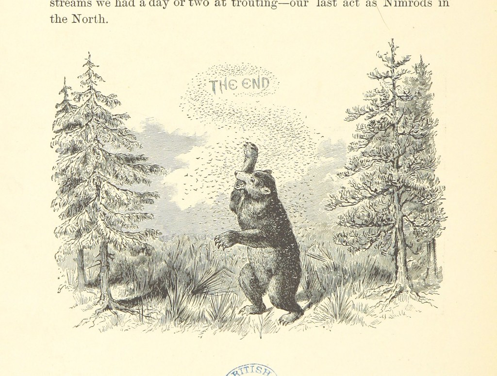 Image taken from page 208 of \'Nimrod in the North, or hunt… | Flickr