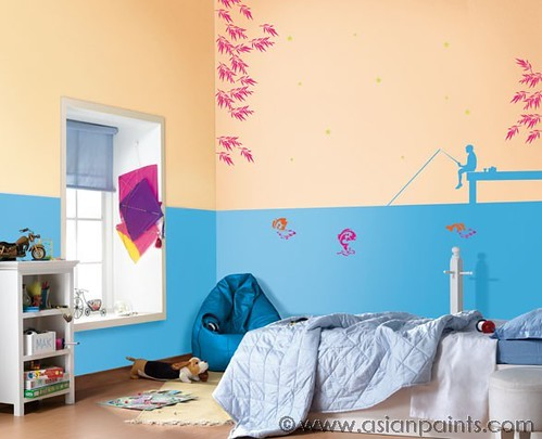 Glow In The Dark Themes For Kids Room Convey A Dynamic As Flickr