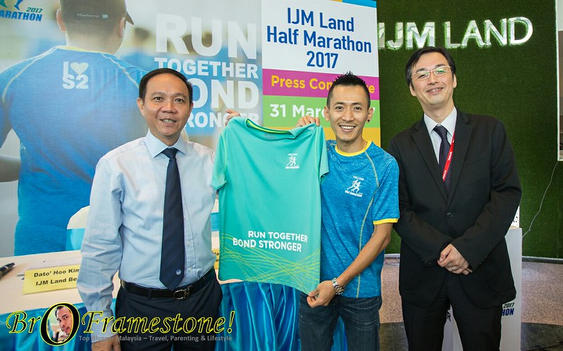 IJM Land Half Marathon Run 2017