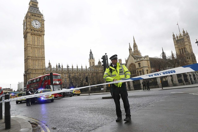 London: Attack near British Parliament