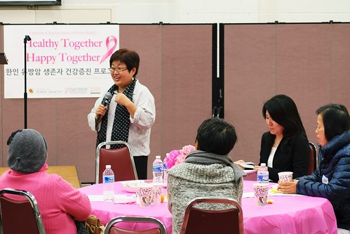 Healthy Together Happy Together Event