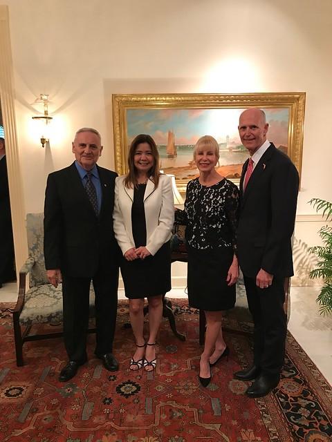 Governor Scott's Leadership Dinner