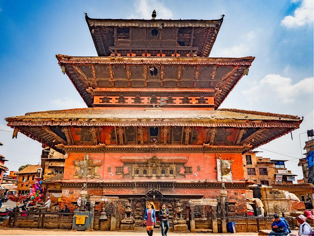 Image result for bhairava nath temple bhaktapur