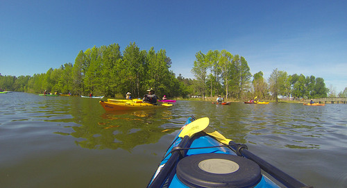 Paddle to Church Island with the Tri-County Blueways Paddlers-041