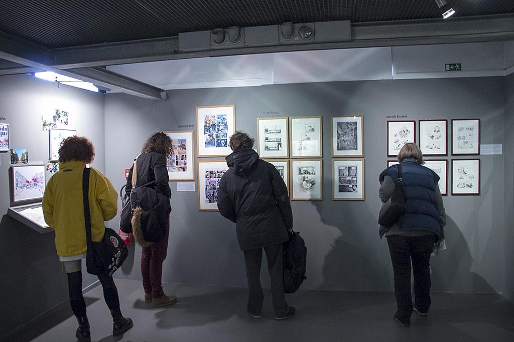 Angouleme - Expo Strip Art 11