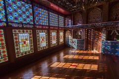 Behalve deze kamer met schilderingen uit de de eeuw u flickr