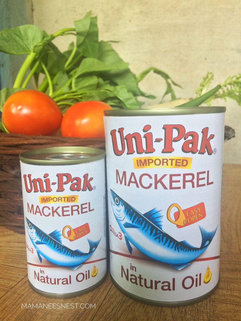 Uni-Pak Mackerel