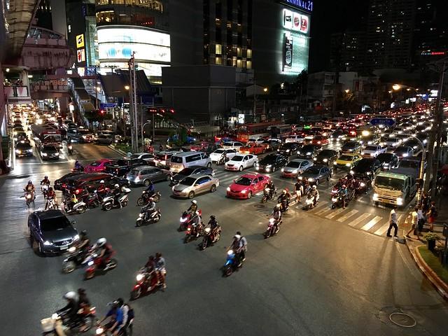 Rushhour Bangkok