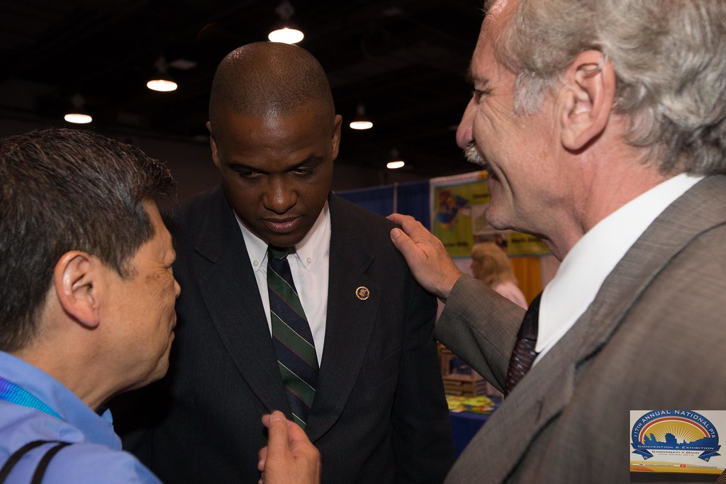 PTA President-Elect speaks with PTA Members | This official