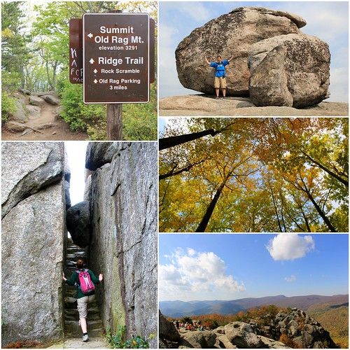 Old Rag Mountain, Shenandoah National Park