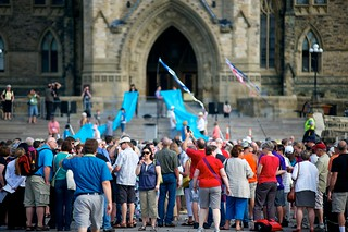 Gathering for Right to Water- Fill the Hill | by General Synod