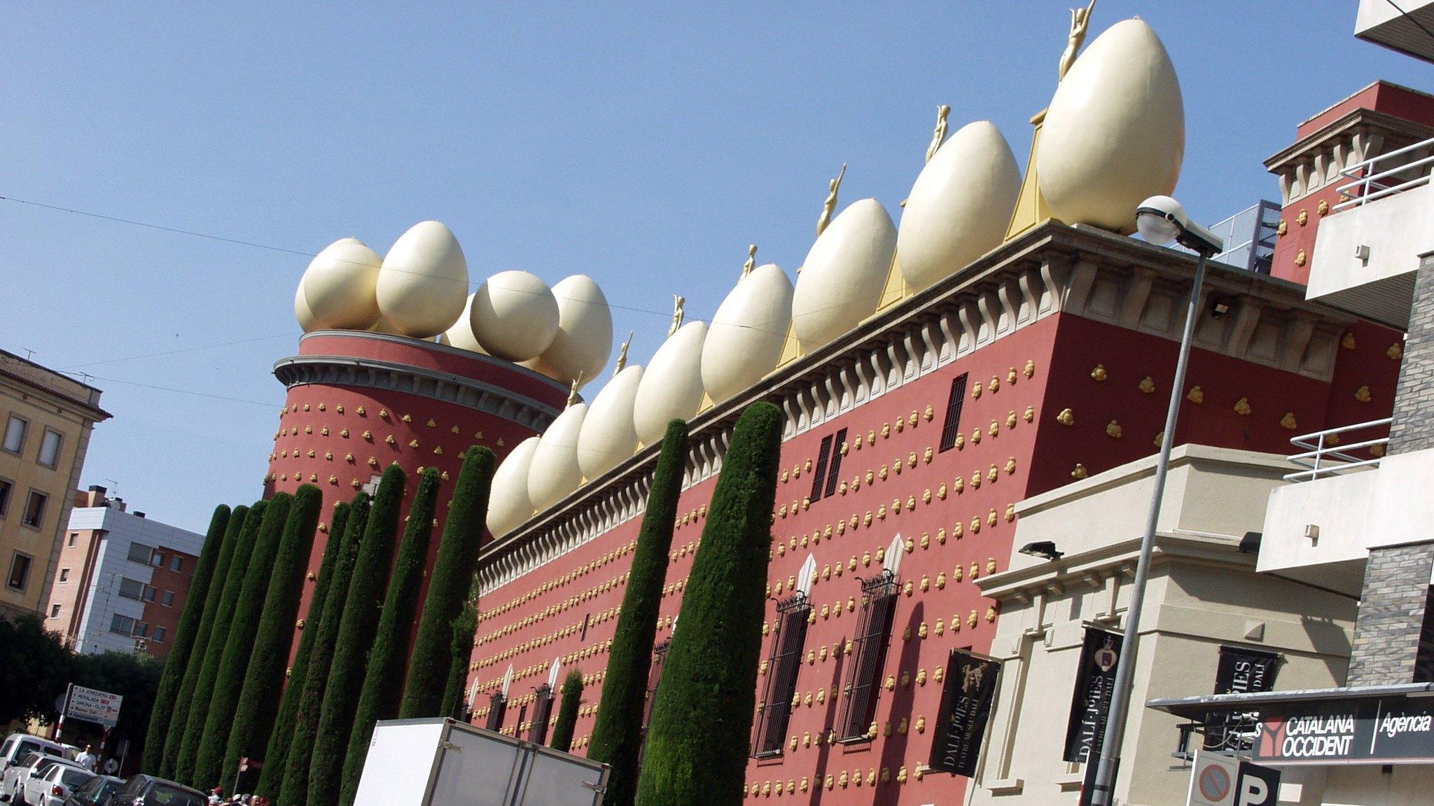 Figueres, Dali Museum