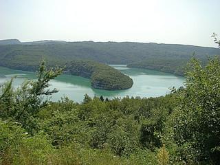 002 Lac de Vouglans