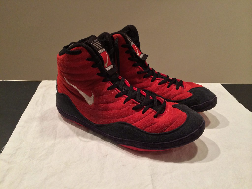 OG Reissue Nike Inflict Wrestling Shoes - GONE | Size 9.5 GO ...
