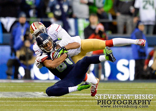 20140119_NFC_Championships_Seahawks_49ers_09 | by Steven M. Bisig
