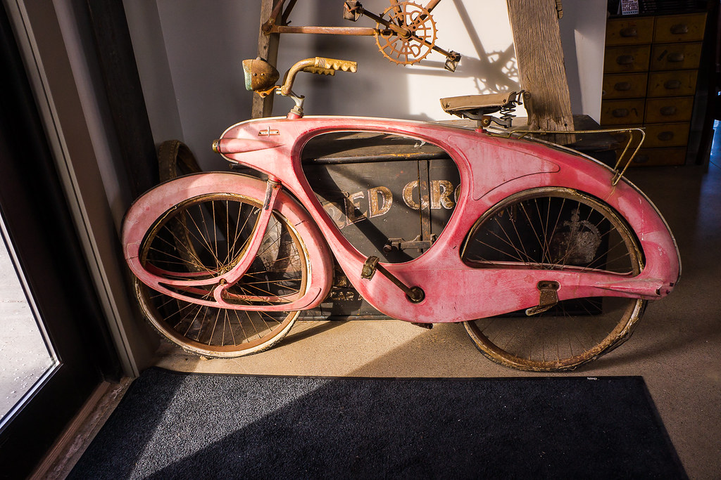 Rare Bowden Spacelander Bicycle Only Made One Year In 1960 Flickr