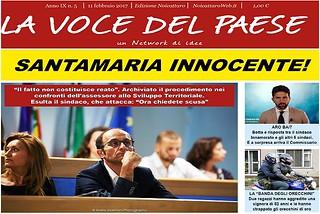 Noicattaro. Prima pagina n. 5-2017 front