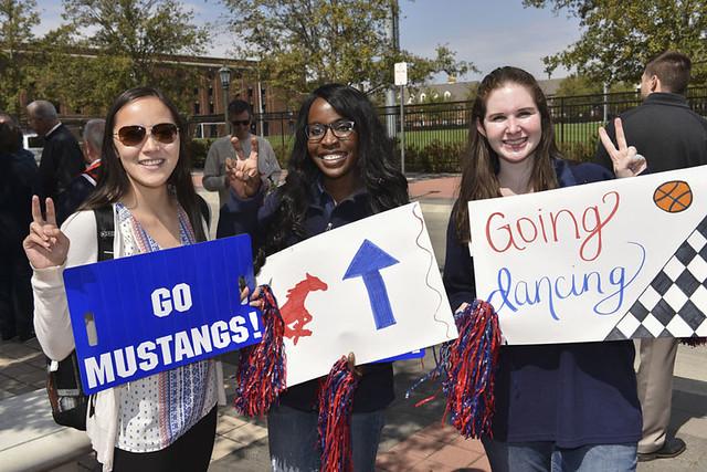 Mustangs head to NCAA Tournament