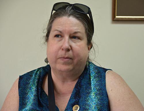 Susan Johnson, program director of Borlaug LEAP