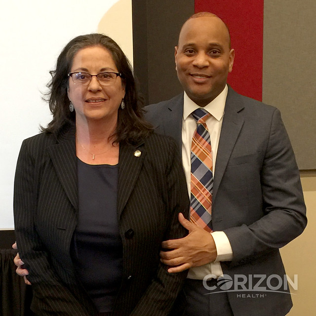 Corizon Health staff offer expertise at ACA Winter Conference
