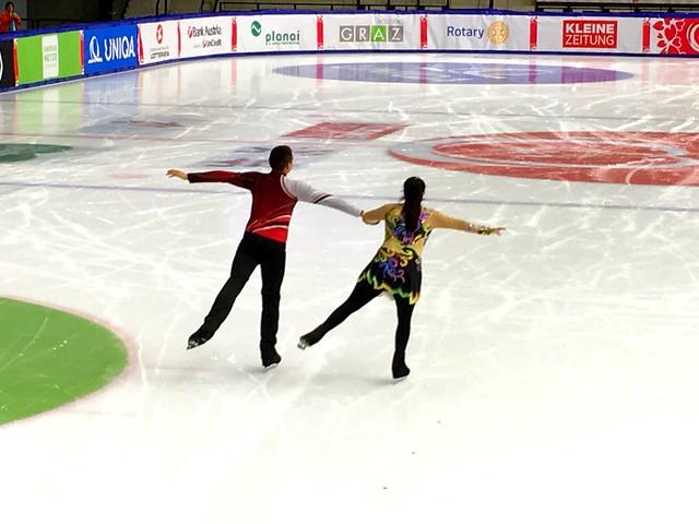 Figure skating, pairs