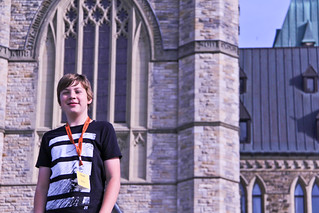 Noah Crouse - participant and youth reporter | by General Synod