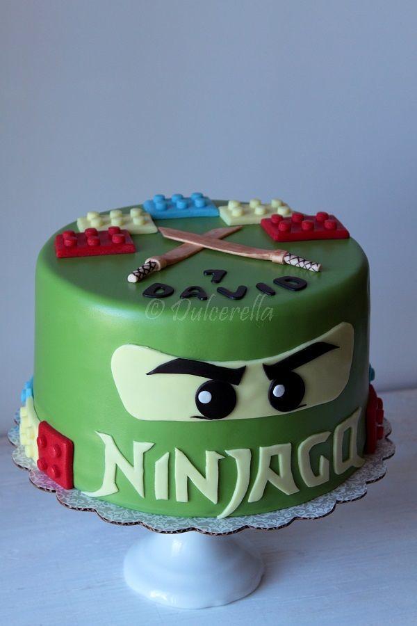 Ninjago Cake For David Double Chocolate Cake With Strawber Flickr