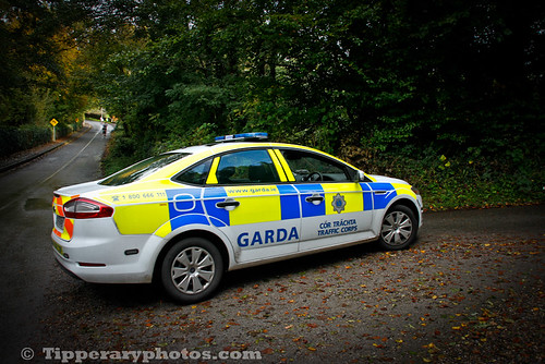 how to get garda clearance