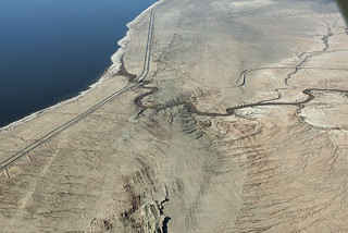 Above the San Andreas Fault, Salt Creek, and the Salton Sea, Riverside County, California | by cocoi_m