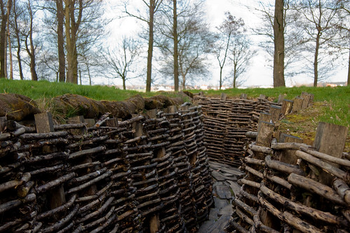 Bayernwald German Trenches | by AndyBailey