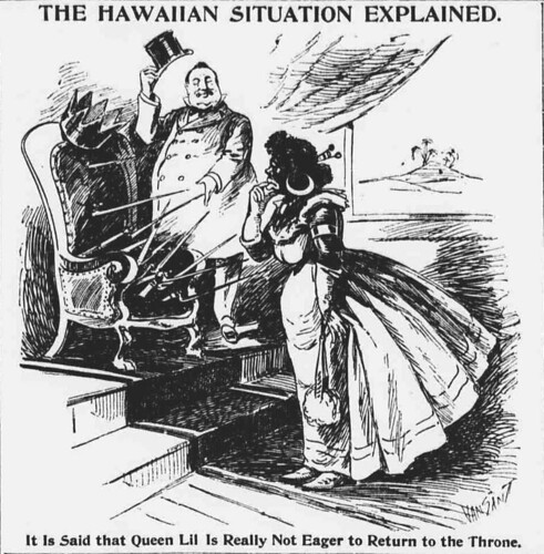 Hawaiian Situation Explained | After the overthrow of the ...