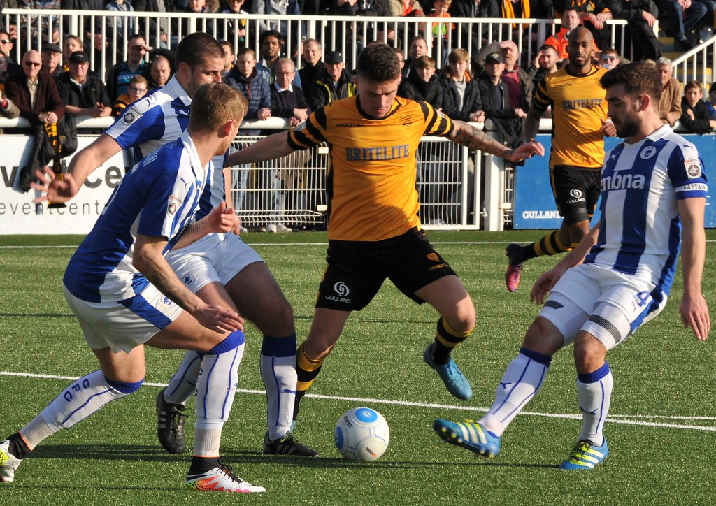 Maidstone United v Chester 261