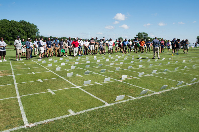 Turfgrass Field Day 2016