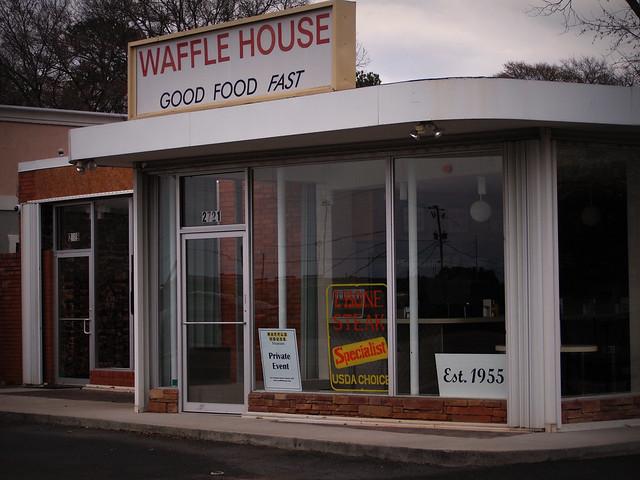 Waffle House: est. 1955