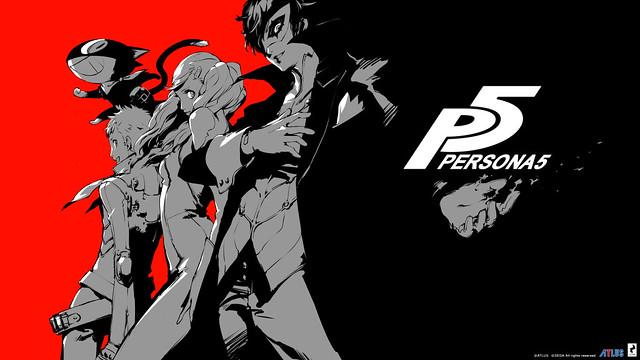 Persona 5 'Sizzle' Trailer