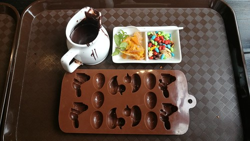 DavaoFoodTripS.com | Make your own chocolate with fillings of your choice | Malagos Chocolate Museum Opens at Malagos Garden Resort IMG_20170308_154751